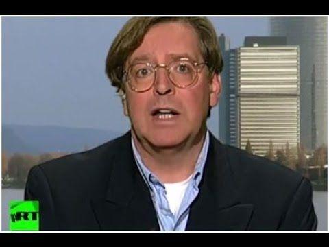 """ACTU Le Dr Udo Ulfkotte, journaliste allemand parle de la presse occidentale ... La vérité sur le """"liberté"""" de la presse"""