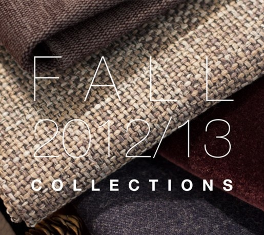 What's New at Threadcount Textile and Design - Fall 2012/13 Catalogue