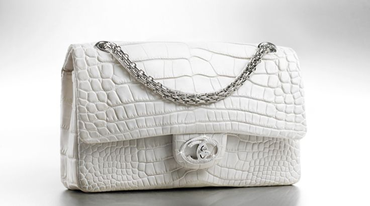 Top 10 Most Expensive Handbags of 2015: Chanel Diamond Forever Bag