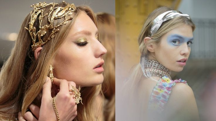 "Trendy hair accessories: TOP 10 really ""hot"" items for 2017 fashion season 