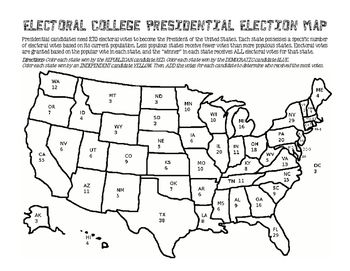 Best Election Map Ideas On Pinterest What Is Politics - Blended map of the us election