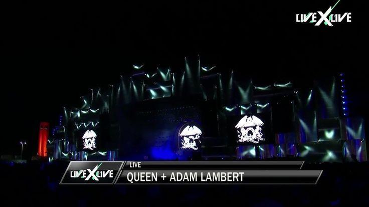Queen + Adam Lambert Rock In Rio 2015