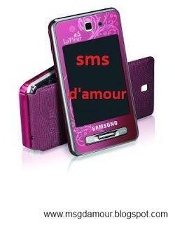 meilleur SMS d'amour