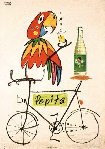 Herbert Leupin, Pepita