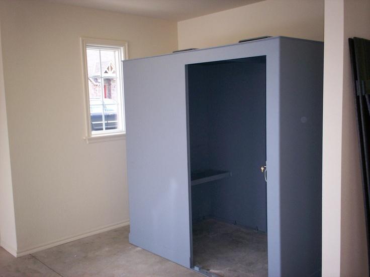 141 best images about storm shelter on pinterest safe for Best safe rooms