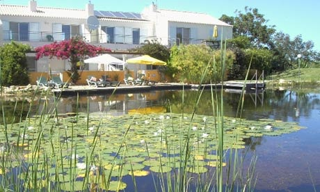 Algarve, Portugal considered one of the 10 family trips in Europe for the school summer holidays by Guardian Uk - May 2013