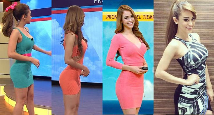Meet 26-year-old Yanet Garcia: The World's Sexiest and Hottest Weather Girl from Mexico - http://inewser.com/meet-26-year-old-yanet-garcia-worlds-sexiest-hottest-weather-girl-mexico/