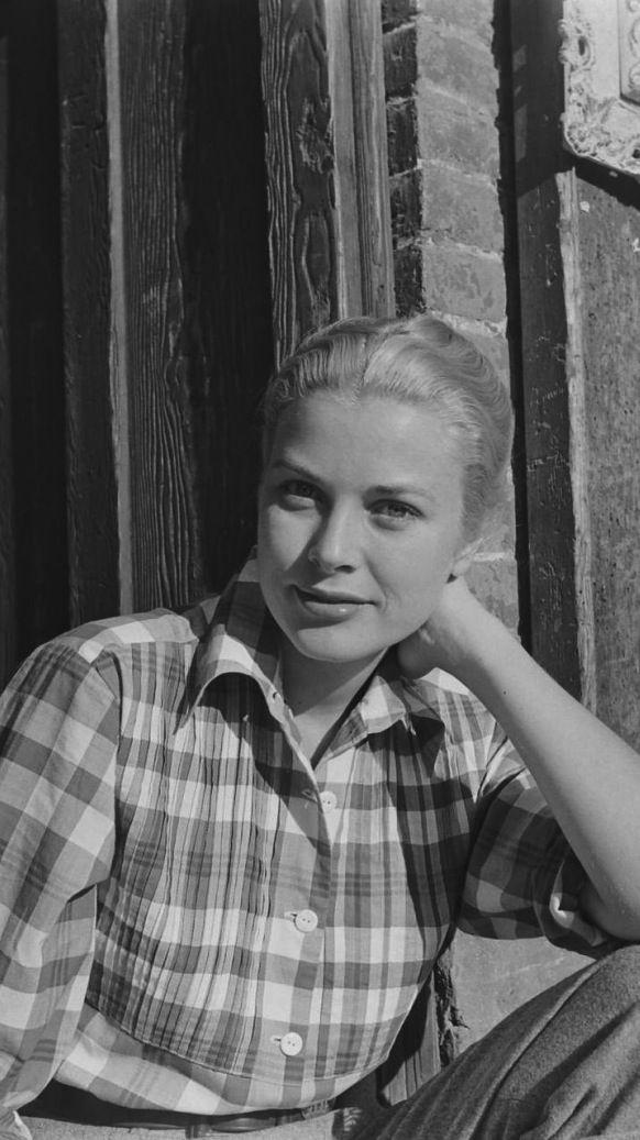 Grace Kelly, 1953.