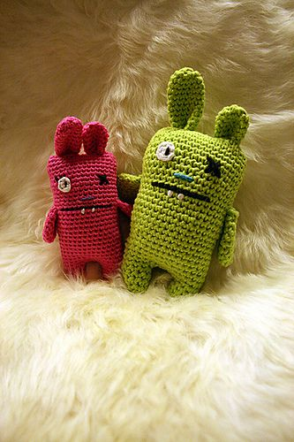 Amigurumi Ugly Doll : 29 best images about Crochet Monsters on Pinterest Free ...