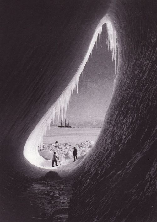 Frank Hurley, photographer on Shackleton's failed attempt to reach the South Pole.