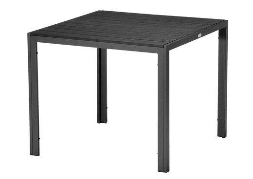 Altan bord fra JYSK - 90x90 cm.