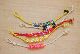 Perler bead bracelet!