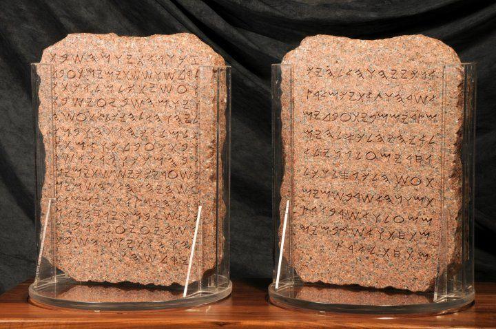 Come la Chiesa Cattolica Romana ha manipolato i dieci comandamenti. I dieci comandamenti dati da Dio Questi sono i dieci comandamenti che Dio pronunziò sul monte Sinai e che scrisse con il suo di...