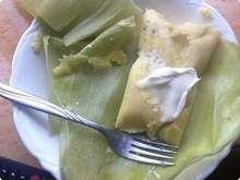 Pamonha-salgada (Brazilian Tamales)