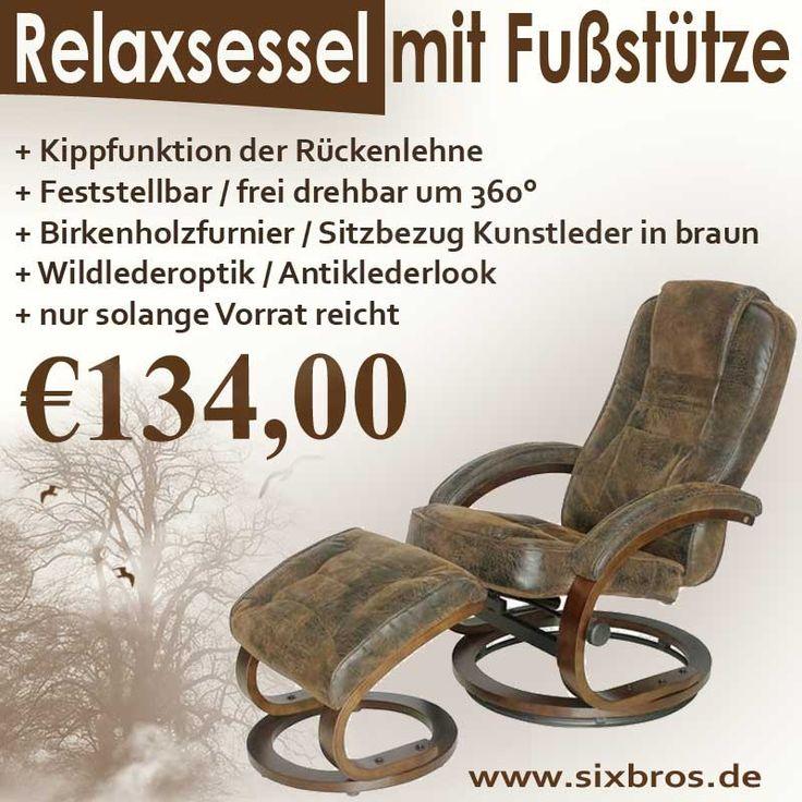 """Ein kleines Winter-Special für die """"Bequemen"""" unter uns. **NUR SOLANGE DER VORRAT REICHT**  https://www.sixbros.de/Article?s=relax"""