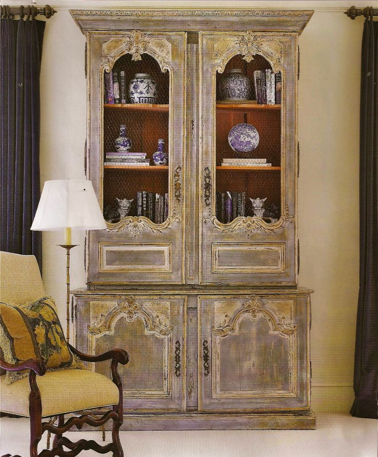 Decorating With Distressed Furniture: 161 Best Images About Distressed Painting On Pinterest