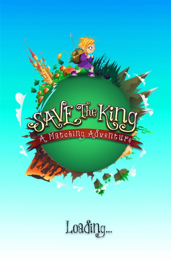 Save The King: A Matching Adventure on Behance