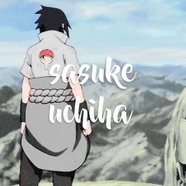 The final battle || Uchiha Sasuke
