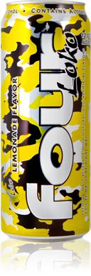 Four Loko Lemonade