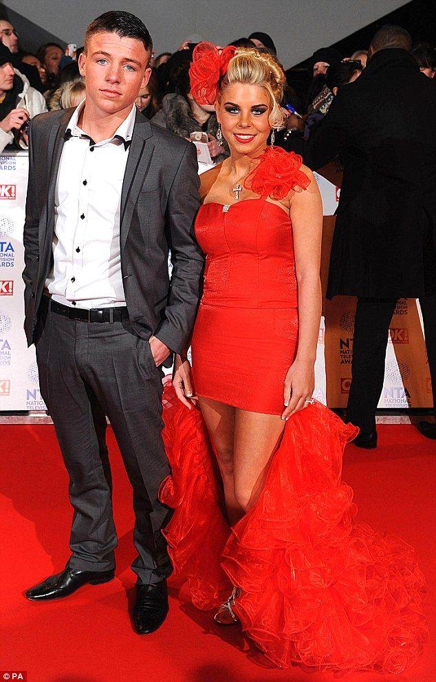 Big Fat Gypsy Wedding stars John McFadyen and Cheyenne Pidgley