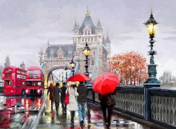 Британский художник Ричард Макнейл. Обсуждение на LiveInternet - Российский Сервис Онлайн-Дневников
