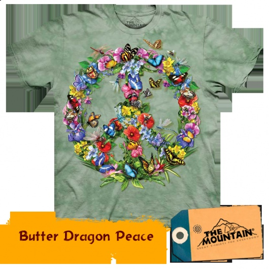 Butter Dragon Peace