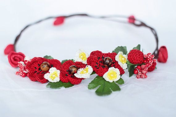 Poppies by MBCreativeGifts on Etsy