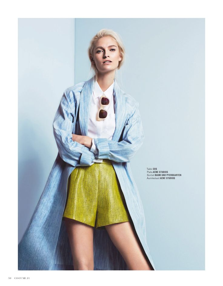 Kevättuuli: Helena Greyhorse By Renate Torseth For Costume Finland February 2014