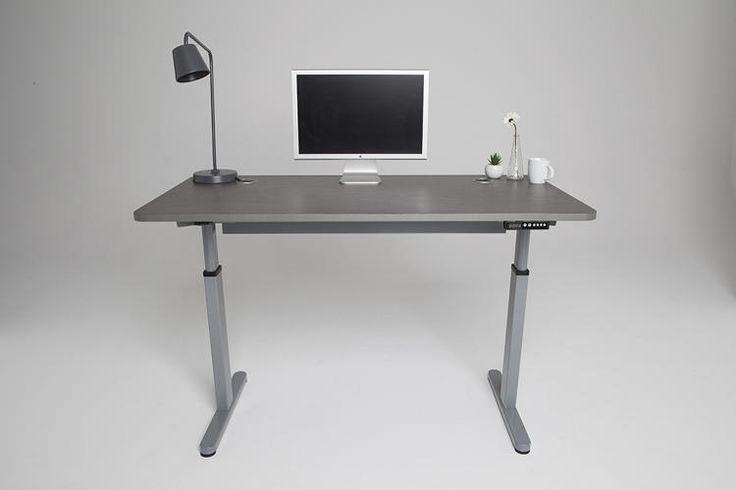 Standing desks are the future.