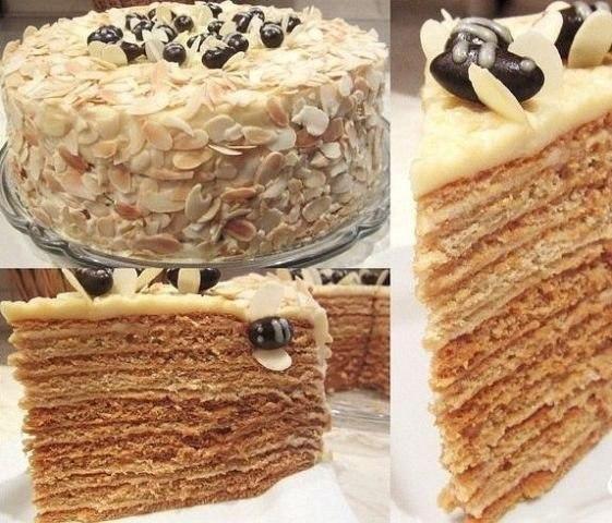 """я готовила такой торт. еще этот рецепт называют """"Индийский"""". Вкусно!"""
