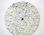 Sale, Unique Wall Clock, Home Decor, Home and Living, Housewares, Wall Clock,  Christmas Gift, Blak Friday