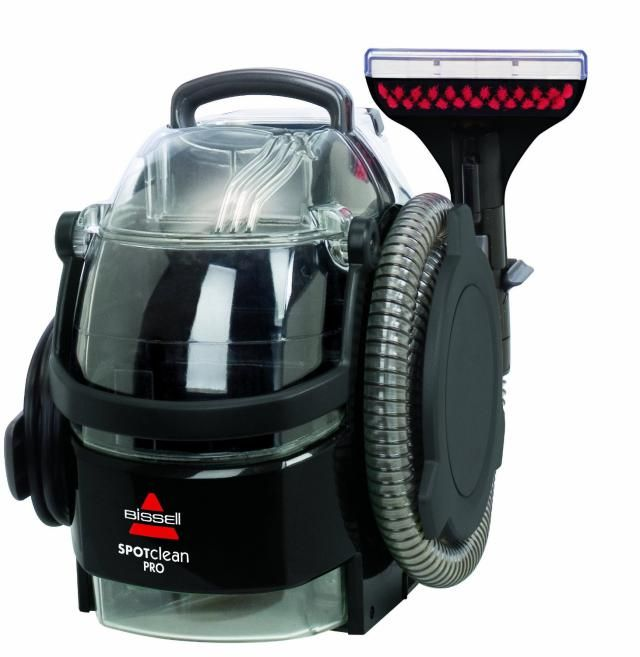 The best carpet spot cleaners including Bissell's popular models for cleaning spots and stains on your area rugs and carpets.