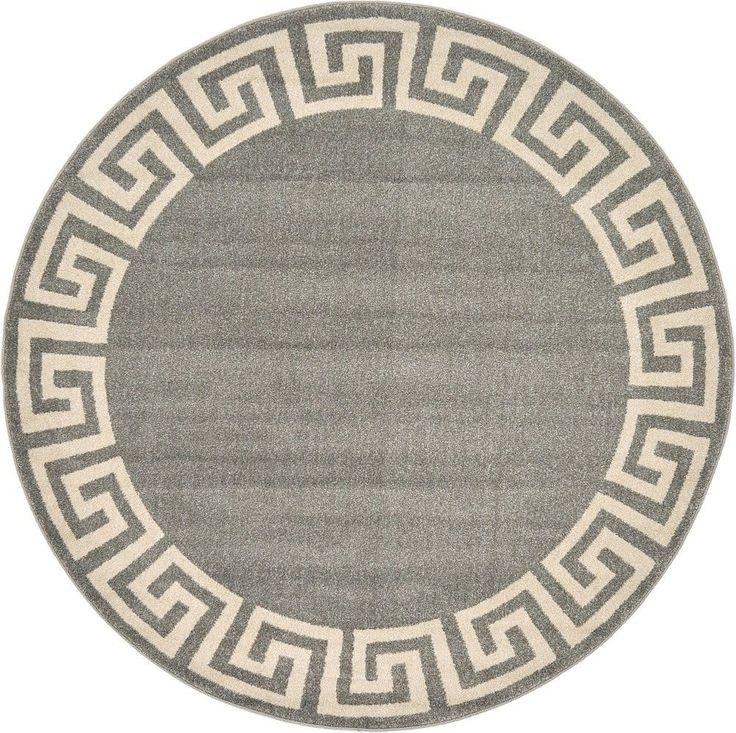 Athens Gray Area Rug