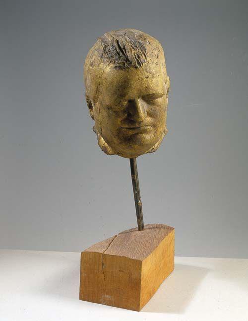 """Pericle Fazzini """"Ritratto di Giuseppe Ungaretti"""", 1936 #MuseoNovecento #Arte #Art #modernart"""