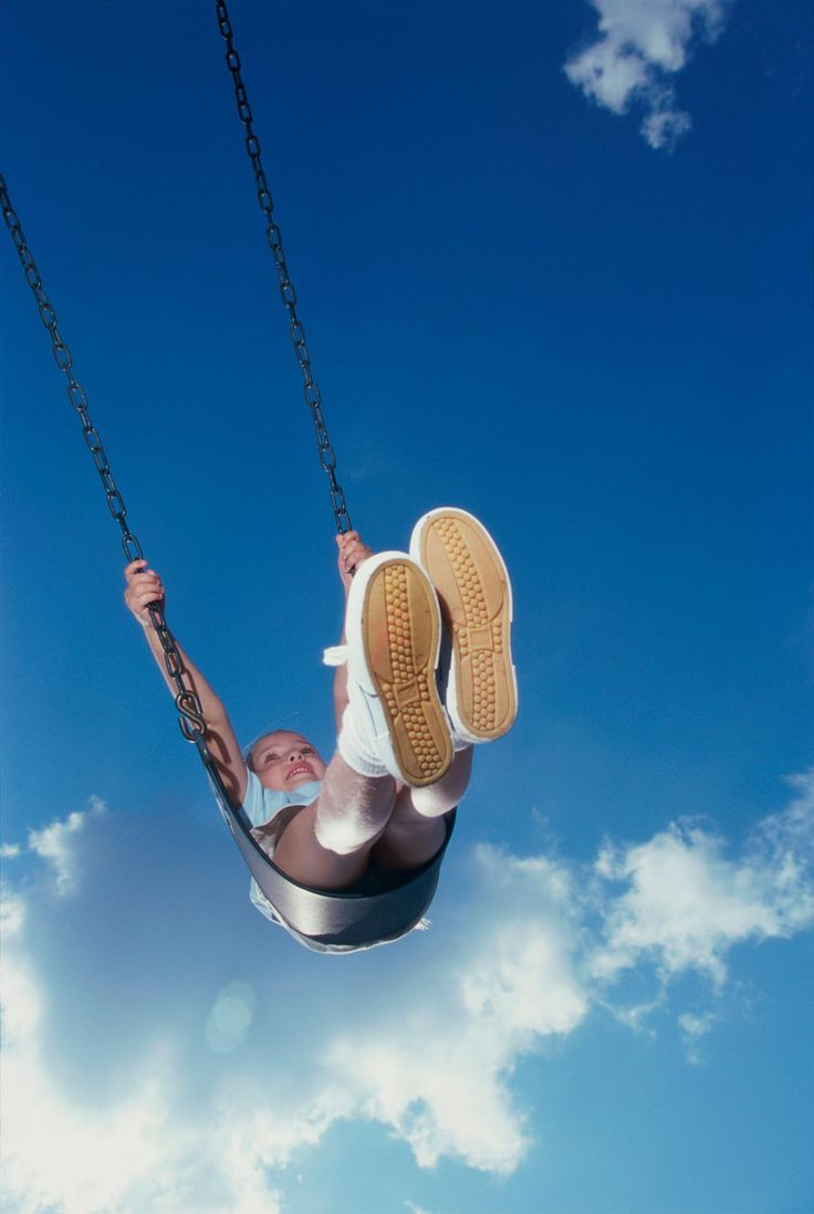 5 fun diy swing sets for the best backyard ever
