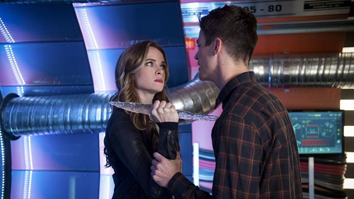 The Flash - Episode 3.07 - Killer Frost - Press Release  Promotional Photos Updated November 15th