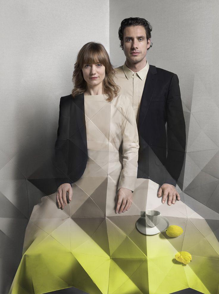 Stefan Scholten e Carole Baijings