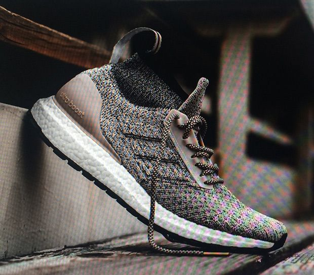 It looks like the next chapter for the adidas Ultra Boost is coming soon. Surfacing on the web today was this early look at a very interesting new iteration of the Ultra Boost, featuring a higher, sock-like construction for the … Continue reading →