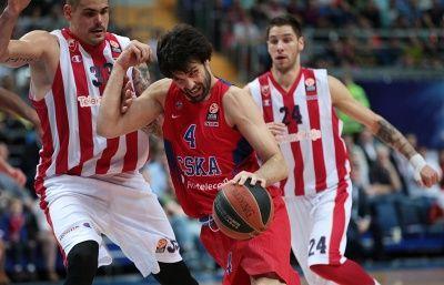 Баскетболисты ЦСКА вышли в Финал четырех Евролиги в пятый раз подряд