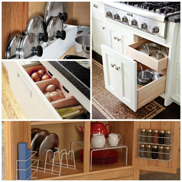 mehr ordnung in den k chenschrank k chenordnung pinterest. Black Bedroom Furniture Sets. Home Design Ideas