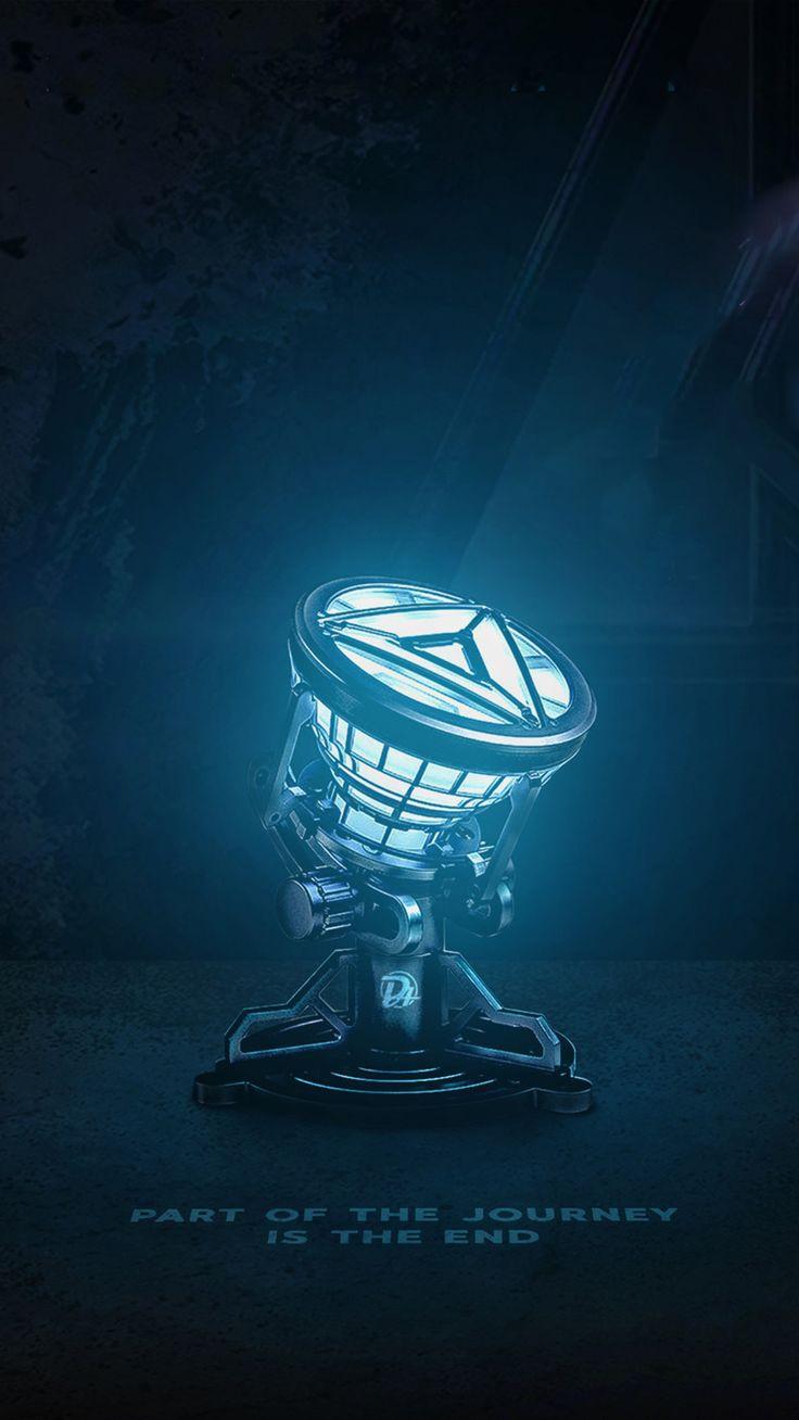 Iron man arc reactor avengers endgame iphone wallpaper - Man wallpaper ...