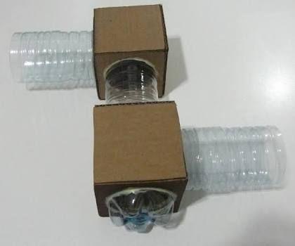 Image result for como fazer brinquedos para hamster caseiro