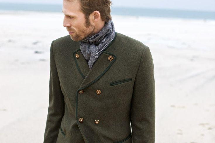 #Loden da #uomo e #trench maschili: l'abbigliamento della #primavera!