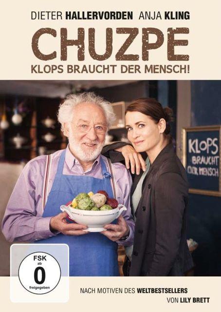 """""""Chuzpe"""" - Der neue #Hallervorden Film am SAMSTAG, 05.09.2015 um 20:15 Uhr in der #ARD. Gute Unterhaltung wünscht More than Actors!"""