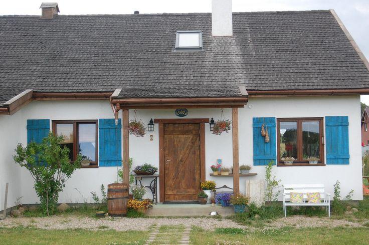 Wejście do domu  #projekt #front #dom