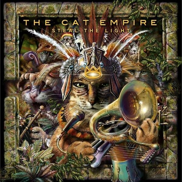 The Cat Empire  Steal the Light