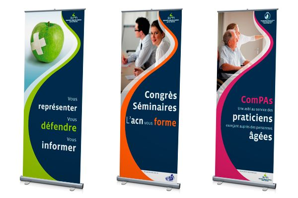 roll up banner design inspiration banner design