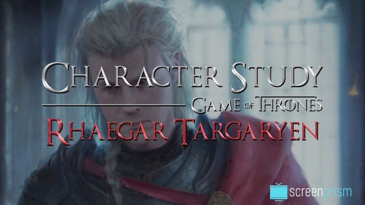 Prince Rhaegar Targaryen was the eldest son and heir to King Aerys II Targaryen, holding the title of Prince of Dragonstone. He was the older brother of Viserys and Daenerys Targaryen and husband of Elia Martell, with whom he had two children: Rhaenys and Aegon Targaryen. Secretly, however, he also had a son with Lyanna Stark: Jon Snow, who was raised by Lyanna's brother Eddard Stark as his bastard son to protect the child from those that sought the destruction of House Targaryen after......