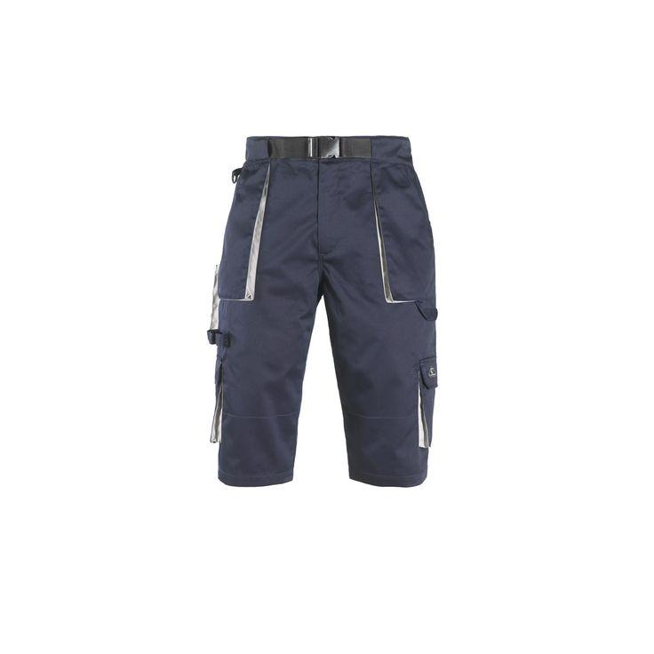 Short de travail homme Navy est un vêtement de travail confortable et moderne, c'est le domaine de SPIQ. Grossiste pour les professionnels et particuliers.