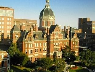 3) Johns Hopkins Hospital. Baltimore, MD
